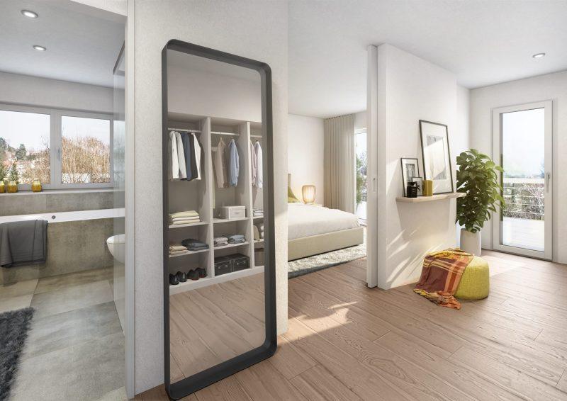 zehn neue eigentumswohnungen in binningen balvia. Black Bedroom Furniture Sets. Home Design Ideas